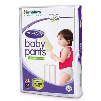 Himalaya Total Care Extra Large Size Baby Pants Diapers