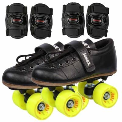 Hipkoo JJ Jonex Gold Shoe Skates