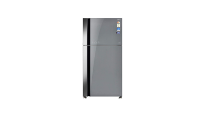 Hitachi 565 Ltr 3 Star Frost Free Double Door Refrigerator RVG 610 PND3 GGR Review