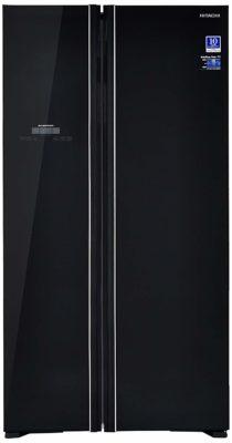 Hitachi 659L Frost Free Side-by-Side Refrigerator – R-S700PND2