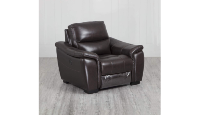 Home Centre Beta One Seater Leather Recliner Review