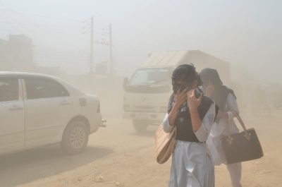 How Air Pollution Affects a Pregnant Woman