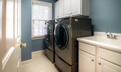How to Increase Water Pressure in a Washing Machine