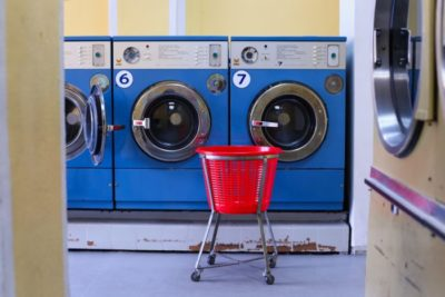 How to use front load washing machines