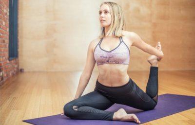 How yoga reduces stresses