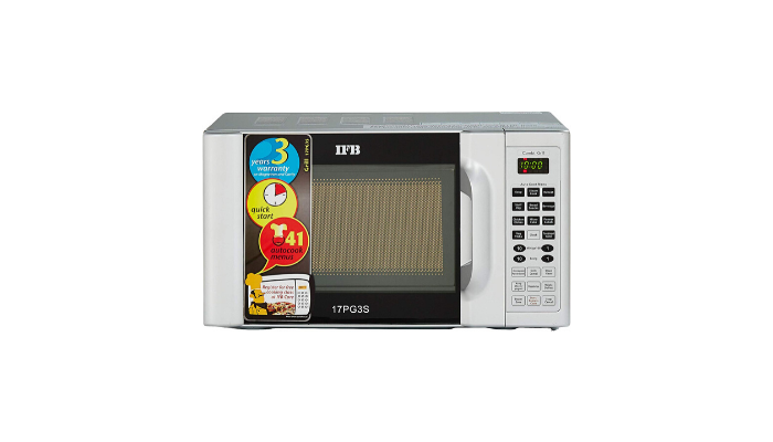 IFB 17 L Grill Microwave Oven 17PG3S Review