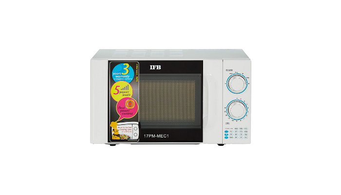 IFB 17 L Solo Microwave Oven 17PM MEC 1 Review