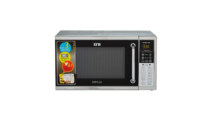 IFB 20 L Grill Microwave Oven 20PG4S Review