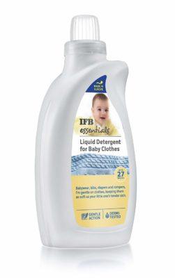 IFB Essentials Liquid Detergent for Baby Clothes