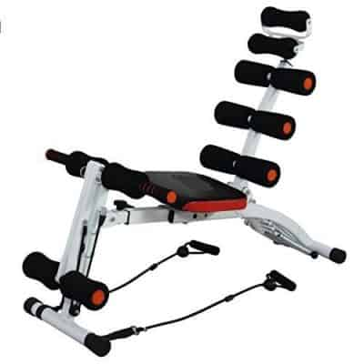 Ibiza Six Pack Abs Exerciser Machine