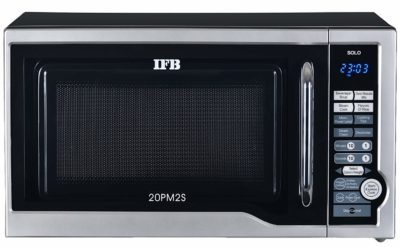 Ifb Solo 20pm2s 20 Liters 800 Watts Microwave Oven