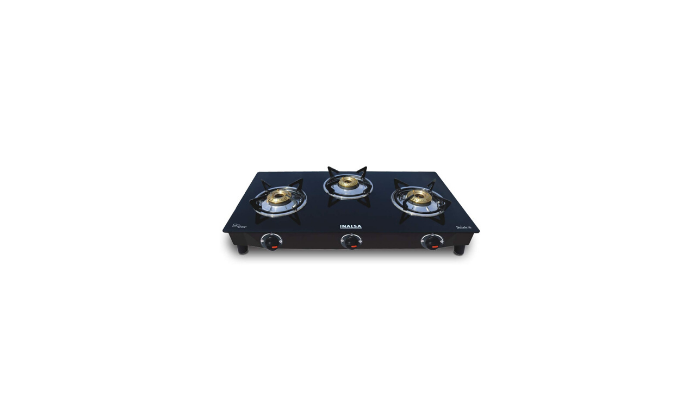 Inalsa Dazzle Glass Top Gas Stove Review