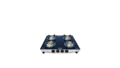 Inalsa Flair Four Burner Glass Top Gas Stove Review