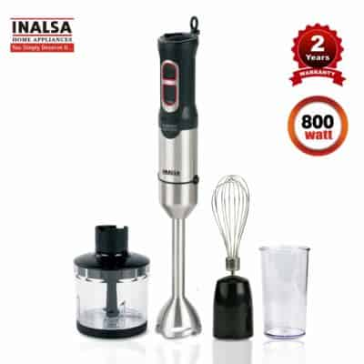 Inalsa Robot INOX 1000 Hand Blender