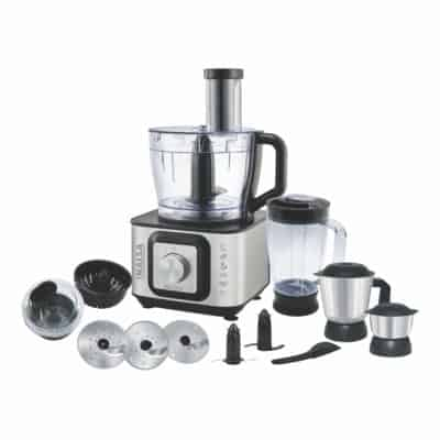 Inalsa INOX 1000-Watt Food Processor