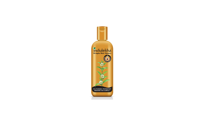 Indulekha Bringha Anti Hairfall Shampoo Review