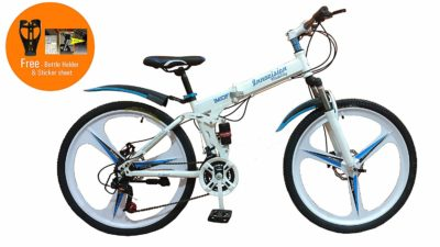 Innovision Mobility Steel 26 Inch Foldable
