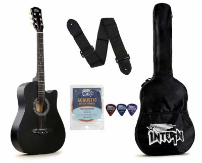 Intern INT-38C Acoustic Guitar Kit