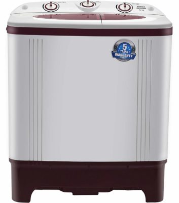 Intex Semi-Automatic Top Loading Washing Machine