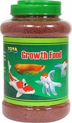 Jainsons pet products Toya Growth Shrimp