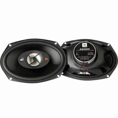 JBL A500HI 500W 3-Way Pair of Coaxial Car Speakers