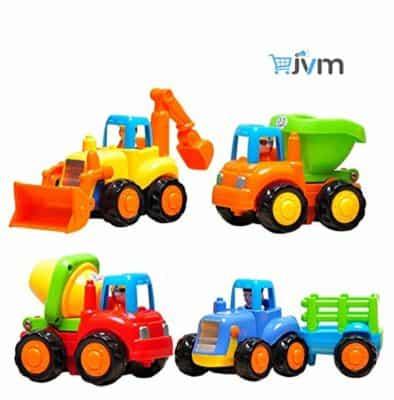 JVM Unbreakable Car Toy