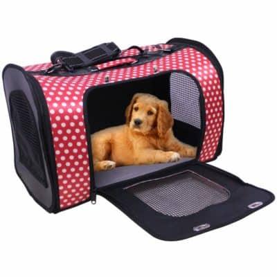 Jainsons Travel Soft-Sided Pet Carrier
