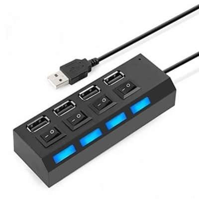Jambuwala Enterprise USB Hi-Speed Hub