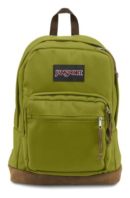 JanSport Right Pack 31 liters Polyester Laptop Backpack