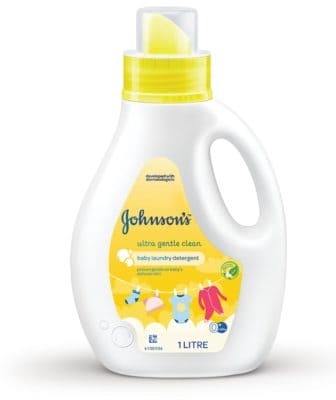Johnsons Baby Laundry Detergent