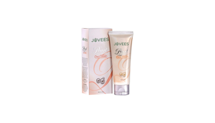 Jovees Pearl Whitening Face Cream Review
