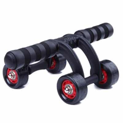 Joyfit Unisex Ab Roller Wheel Multi Abdominal Core Exerciser