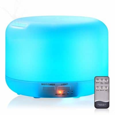 KACOOL Essential Oil Diffuser Humidifier