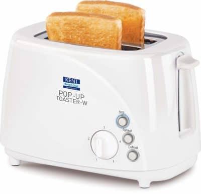 KENT 700-Watt 2-Slice Pop-up Toaster
