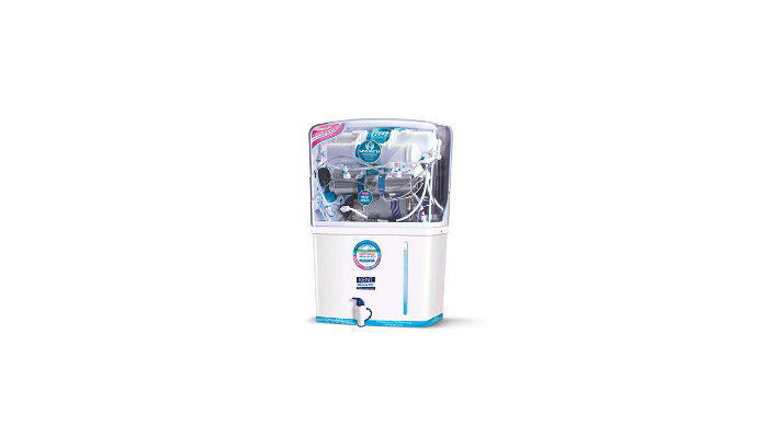 KENT New Grand 8 Litres Wall Mountable RODouble UVUFTDS Water Purifier Review