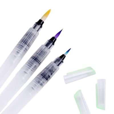 Kabeer Art 3 sizes water brush pen