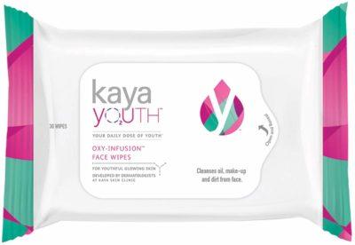 Kaya Youth O2 Oxy-Infusion Face Wipe