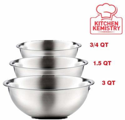 Kitchen Kemistry Mixing Bowl