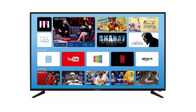 Kevin 140 cm (55 Inches) 4K UHD   HDR-10 LED Smart TV KN55UHD (Black) (2019 Model) Review