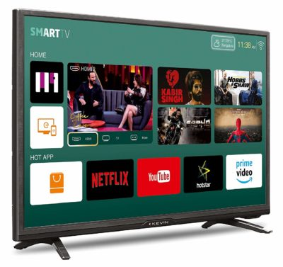 Kevin 32 Inches Led Smart Tv