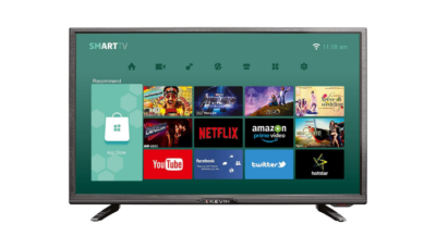 Kevin 80 cm (32 Inches) HD Ready LED Smart TV K32CV338H (Black) (2019 Model) Review