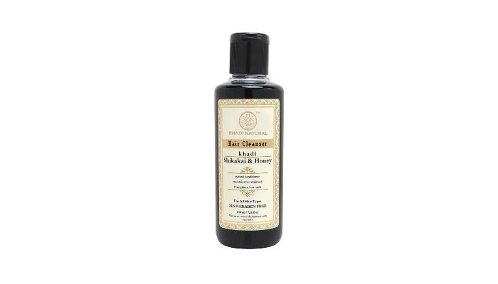 Khadi Herbal Shikakai Shampoo Review