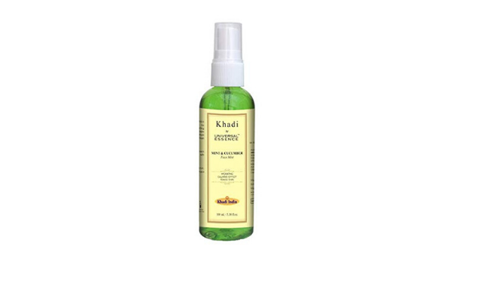 Khadi Mint And Cucumber Toner Review