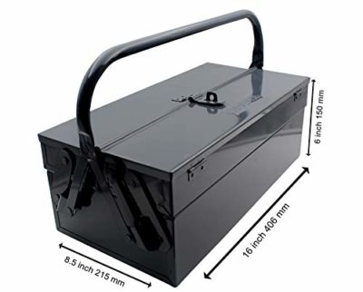 Khadija Metal Tool Box