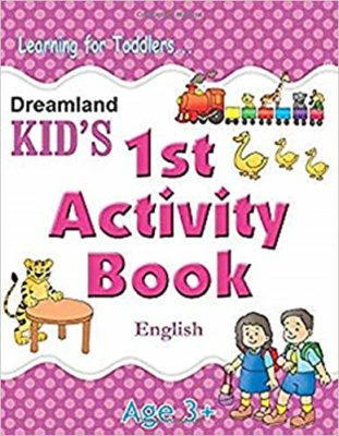 Kids Activity Age 3+ - Pack (5 Titles)