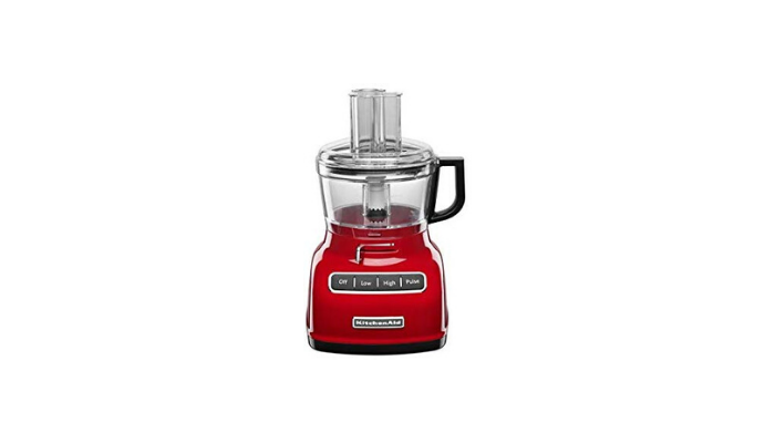 KitchenAid 7 Cup Empire Red Review