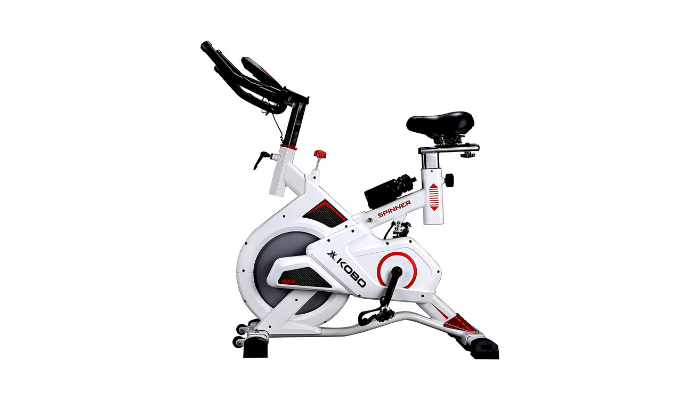Kobo Exercise Spin Bike with Steel Wheel Review
