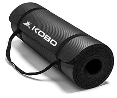 Kobo NBR Multi-use Athletica Yoga Mat
