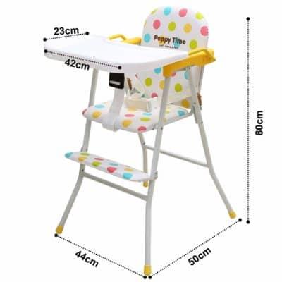 Kurtzy Kids Portable Highchair