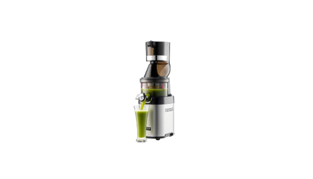 Kuvings CS600 Chef Commercial Cold Press Juicer (July 2020)